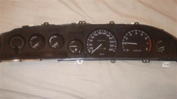 Wanted toyota twincam/corolla 180i ; GSX or GSE instrument cluster '92 - 96