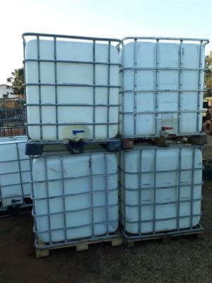 flow bins 1000 liter