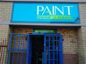 Paint  we sell below factory prices