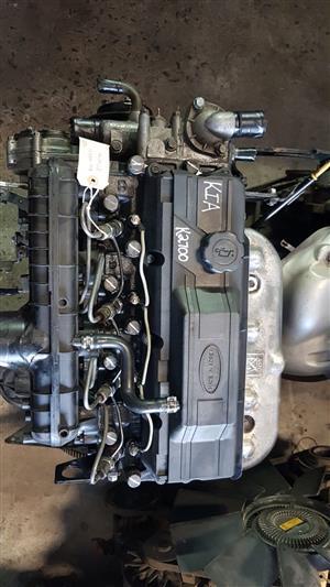Kia K2700 JT19 engine for sale