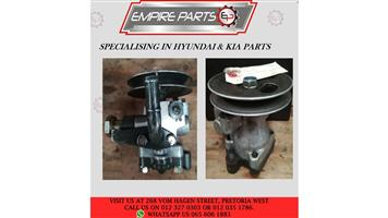 *POWER STEERING PUMP* - HY0017 HYUNDAI ELANTRA 1993 G4CR