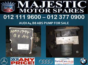 Audi A4 B8 abs pump for sale