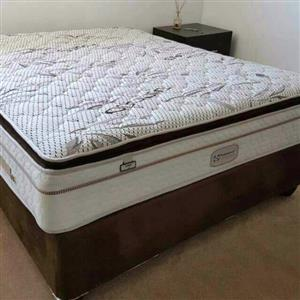 Restonic , Sealy and Bamboo beds for sale at wholesaleprices