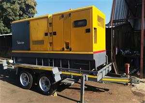 Atlas Copco 325kva Diesel Generator