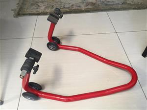 DerryMoto Motorbike Raising Stands - Front and rear stand available-see pricing below