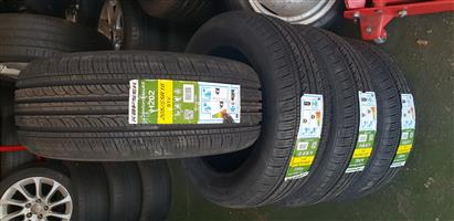 Brand new and fairly used tyres for give away prices.