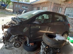 Hyundai grand i10 stripping for spares