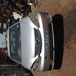 Stripping Toyota Camry 2005 for Spares