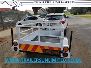 UTILITY TRAILERS UNLIMITED. 900KG AXLE.