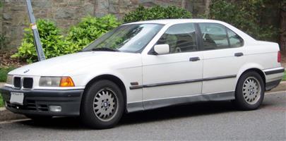 1996 BMW E36 328i Stripping For Spares