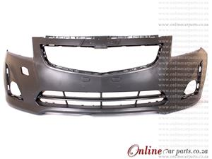 Chevrolet Cruze Hatchback Front Bumper + Fog Light Holes 2012-