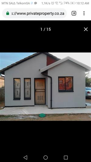 House to rent in morula view