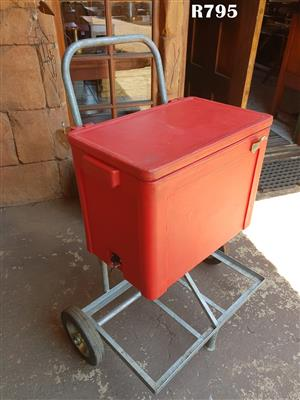 Ice-Cream and Coldrink  Trolley