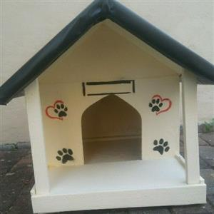 small porch kennels