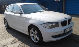 2009 BMW 1 Series 116i 3 door