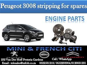 ​BIG PROMOTION ON PEUGEOT 3008 ENGINE PARTS