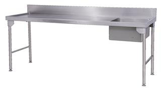 SINGLE BOWL-PREP SINK 2300mm-SBPS23-9430