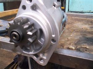 Nissan NP300 starter motor