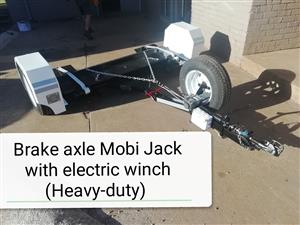 Down payment plan on a new Mobi Jack or any other trailer by LS Trailers