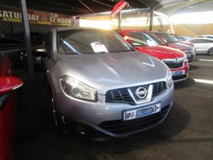2012 Nissan Qashqai QASHQAI 1.2T ACENTA