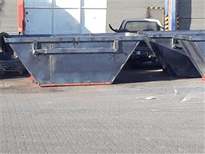 WE ARE SKIP BINS MANUFACTURES  and HYDRALICS SYSTEM INSTALLATIONS AT LOWEST PRICE EVER HURRY CALL NOW!! 0766109796