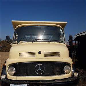 MERCEDES BENZ 11.13 TRUCK - WORK HORSE. GOOD RUNNER