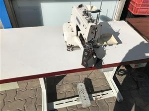 Kingstar button sew on machine