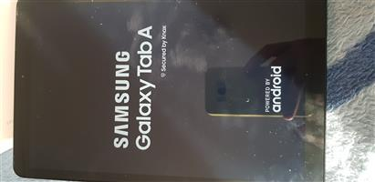 Samsung Galaxy Tab A SM-T595, black (MINT condition)