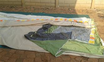 sprite sport only the full tent with poles for R7000 contact 0835818449 or 0766894637 in vereeniging