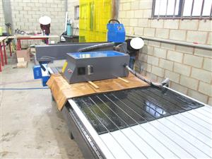 R2995/m R-2030L2K/30 CNC Router Rental: EasyRoute 220V Lite 2050x3050mm PVC Clampable