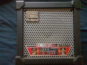 Roland Cube Amp/Speaker XL