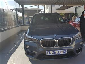 2017 BMW X1 xDrive25i Sport Line auto
