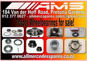 Toyota Wheel beerings for sale