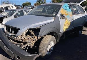 Kia Sorento 2008 V6 stripping for spares