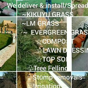 Instant Lawn Installers &Tree Fellers