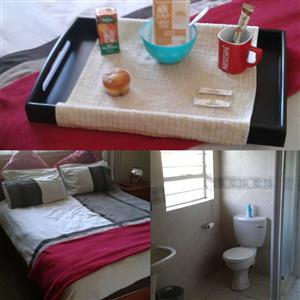 Unisa Florida campus, we are 10 min walking dist,Need a room 4 the night if you are writing exams,