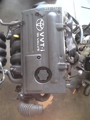 Toyota Corrolla 1.4 Verso engine for sale