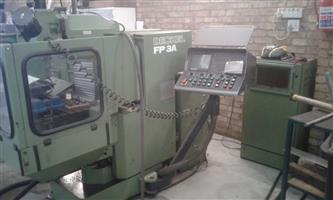 Various manufacturing machines