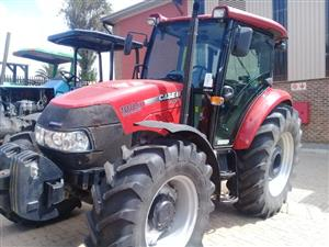 Farmall Jx100 4wd Tractor - ON AUCTION