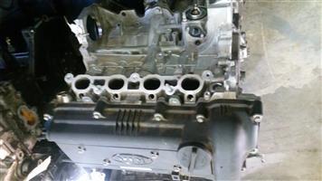 KI0015 KIA RIO TEC 1.4 2012 G4FA *ENGINE*