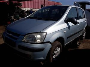 Hyundai Getz 1.4 - Stripping for Spares