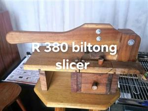 Biltong slicer for sale