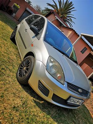2006 Ford Fiesta 5 door 1.4 Trend