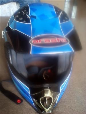 Arashi Off Road Helmet