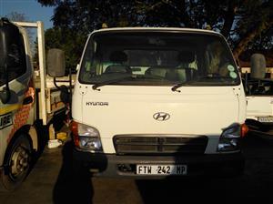 Hyundai HD72 Tipper Truck