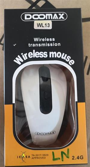 Doomax wireless mouse for sale