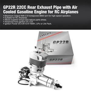 CRRC PRO GPP22R 22cc gas engine