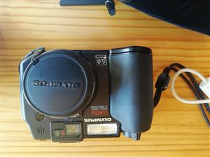 Olympus Camera for Sale - battery holder lid does not close well
