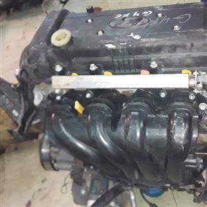 Hyundai i20 or kia rio 1.6 G4FC engine for sale