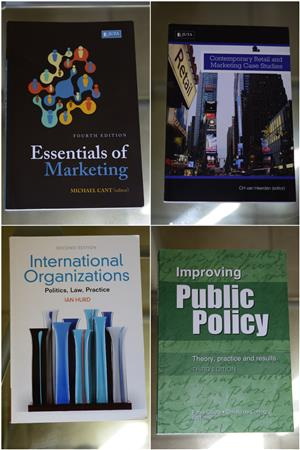Unisa Academic Textbooks for Communication and Marketing for sale  Johannesburg - Fourways